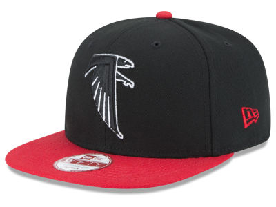 Atlanta Falcons New Era NFL Historic Baycik 9FIFTY Snapback Cap