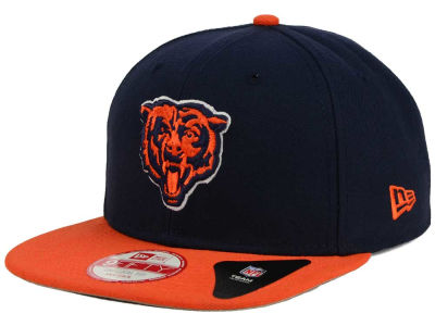 Chicago Bears New Era NFL Historic Baycik 9FIFTY Snapback Cap