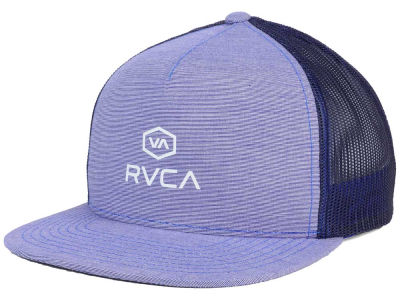 RVCA Rivers Trucker Hat