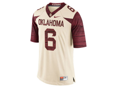 Oklahoma Sooners #6 Nike NCAA Men's Limited Football Jersey