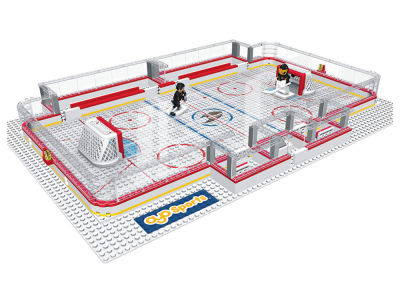 Anaheim Ducks OYO Full Rink Set