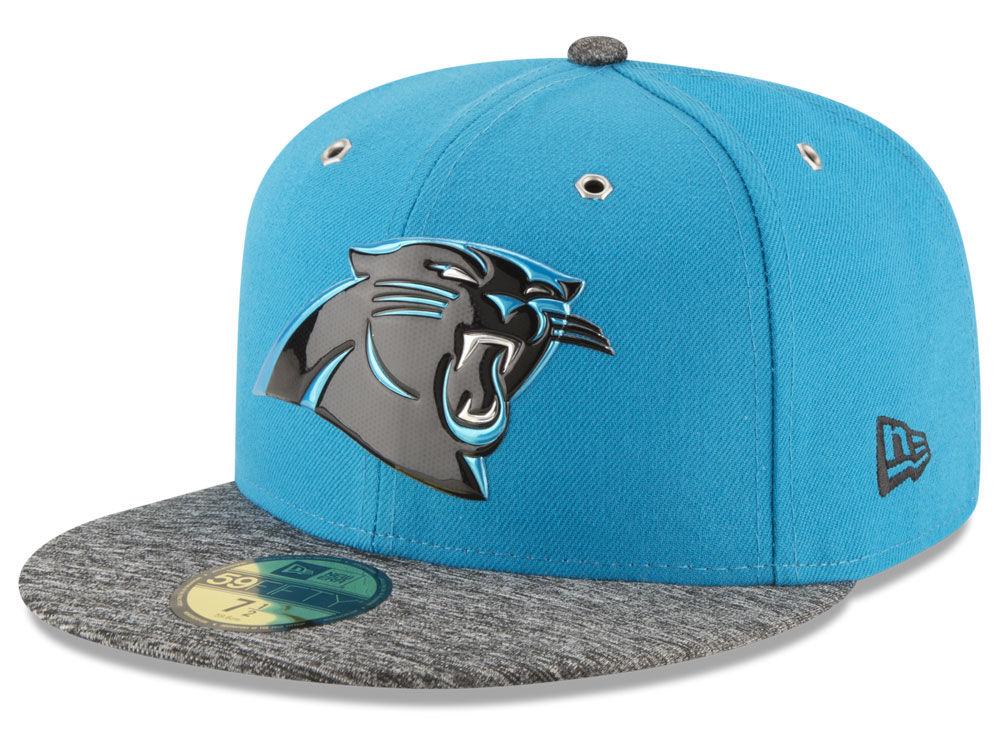 f968a82e00d Carolina Panthers New Era 2016 NFL Draft On Stage 59FIFTY Cap