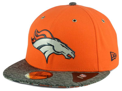 Denver Broncos New Era 2016 NFL Draft On Stage 59FIFTY Cap