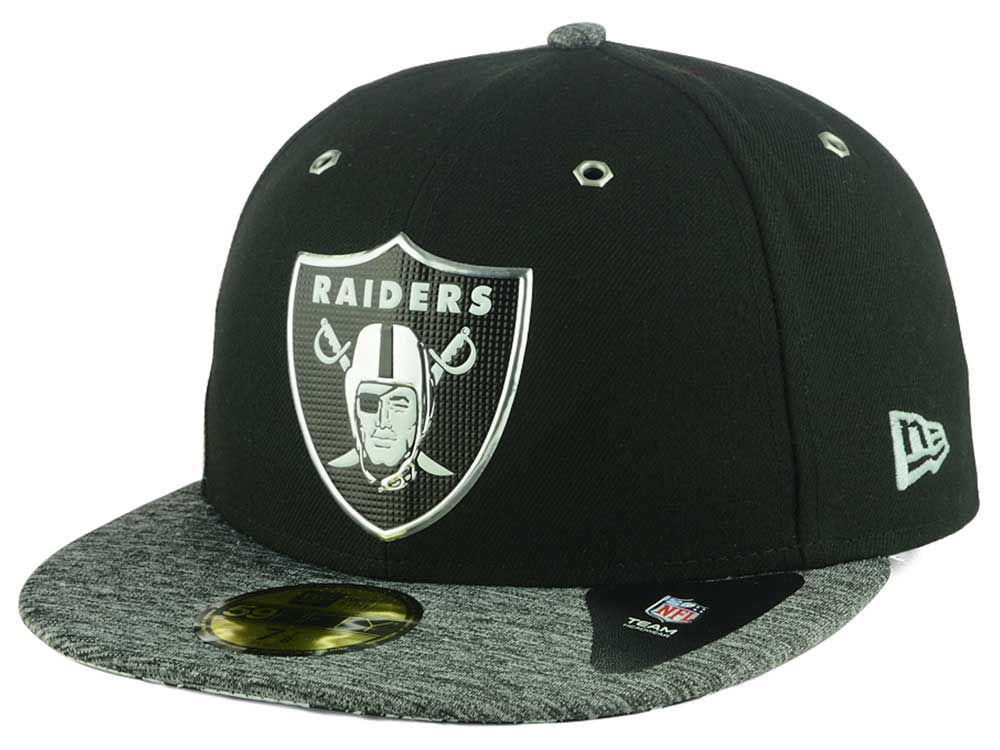 a4453d769 Oakland Raiders New Era 2016 NFL Draft On Stage 59FIFTY Cap