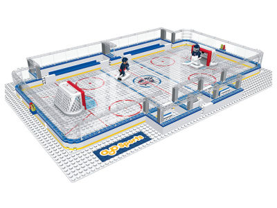Columbus Blue Jackets OYO OYO Full Rink Set