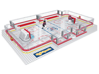 Colorado Avalanche OYO OYO Full Rink Set