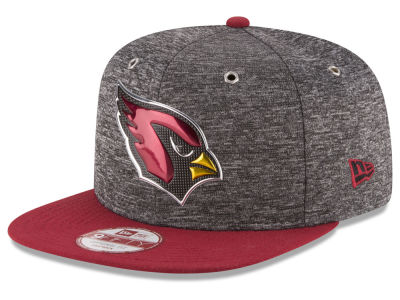 Arizona Cardinals New Era 2016 NFL Draft 9FIFTY Original Fit Snapback Cap