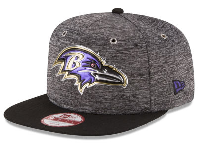 Baltimore Ravens New Era 2016 NFL Draft 9FIFTY Original Fit Snapback Cap