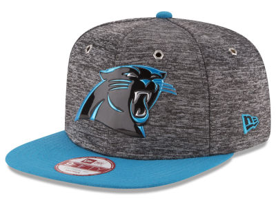 Carolina Panthers New Era 2016 NFL Draft 9FIFTY Original Fit Snapback Cap