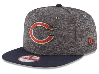 Chicago Bears New Era 2016 NFL Draft 9FIFTY Original Fit Snapback Cap