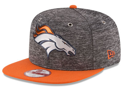 Denver Broncos New Era 2016 NFL Draft 9FIFTY Original Fit Snapback Cap