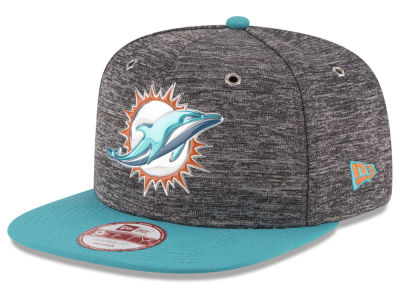 Miami Dolphins New Era 2016 NFL Draft 9FIFTY Original Fit Snapback Cap