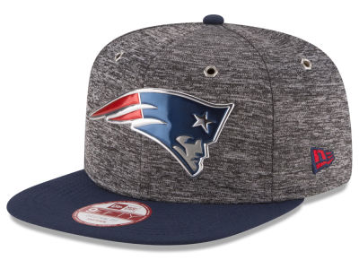 New England Patriots New Era 2016 NFL Draft 9FIFTY Original Fit Snapback Cap