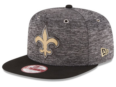 New Orleans Saints New Era 2016 NFL Draft 9FIFTY Original Fit Snapback Cap