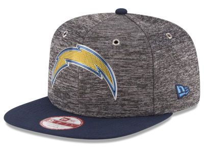 San Diego Chargers New Era 2016 NFL Draft 9FIFTY Original Fit Snapback Cap