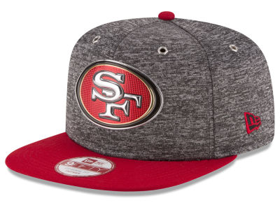 San Francisco 49ers New Era 2016 NFL Draft 9FIFTY Original Fit Snapback Cap