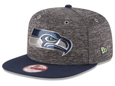 Seattle Seahawks New Era 2016 NFL Draft 9FIFTY Original Fit Snapback Cap