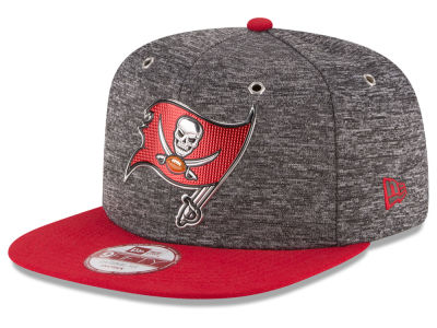 Tampa Bay Buccaneers New Era 2016 NFL Draft 9FIFTY Original Fit Snapback Cap