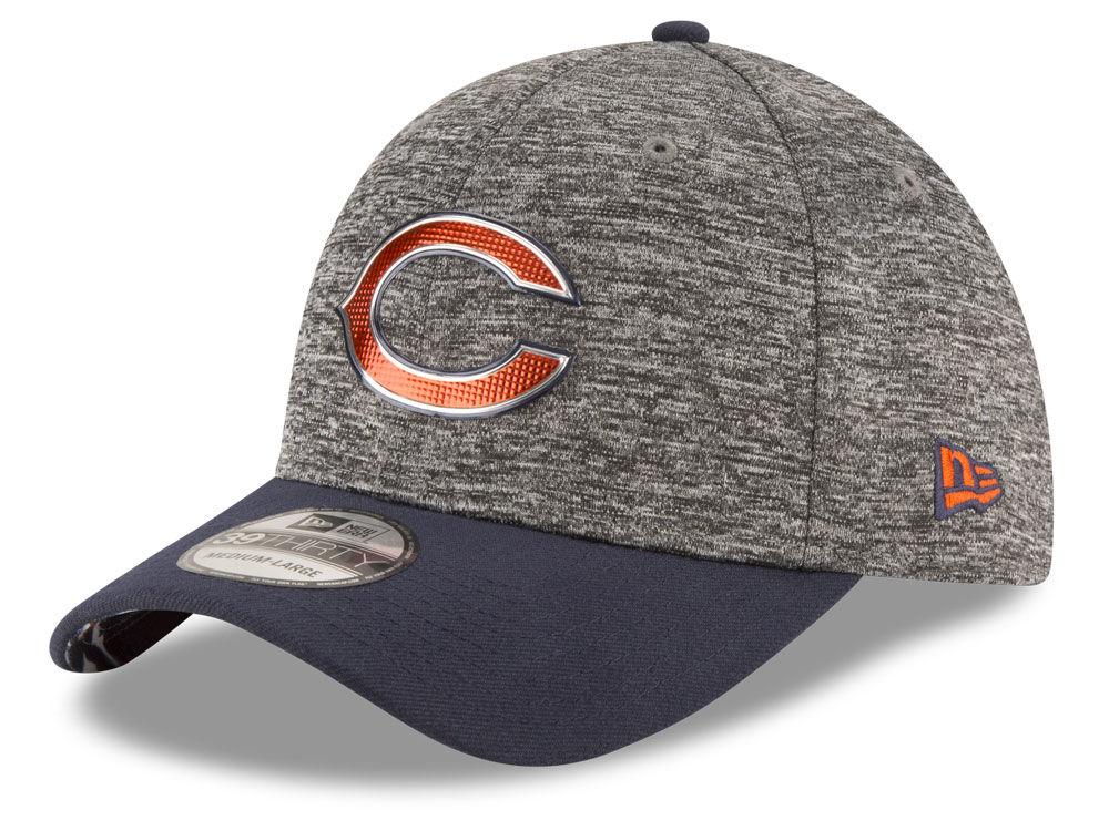 Chicago Bears New Era 2016 NFL Draft 39THIRTY Cap  63586c96b1b