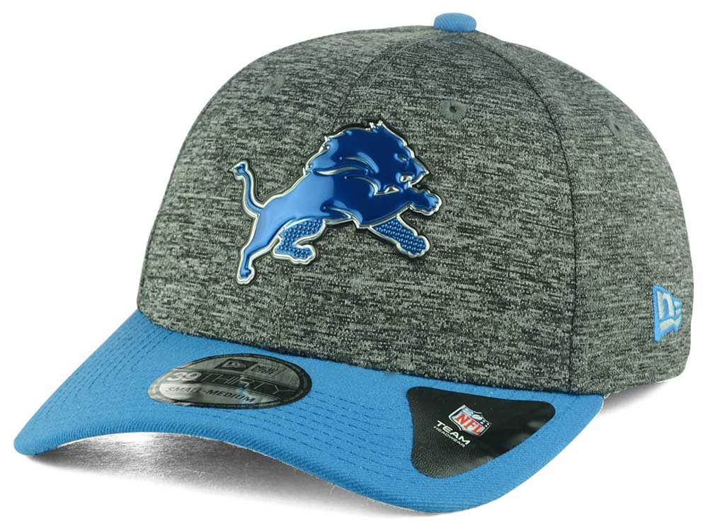 bad3c331 Detroit Lions New Era 2016 NFL Draft 39THIRTY Cap | lids.com