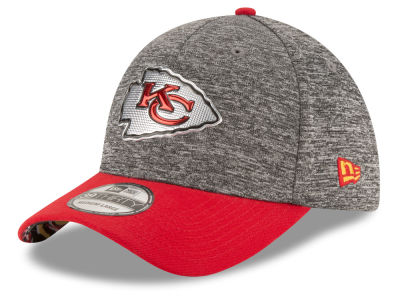 Kansas City Chiefs New Era 2016 NFL Draft 39THIRTY Cap