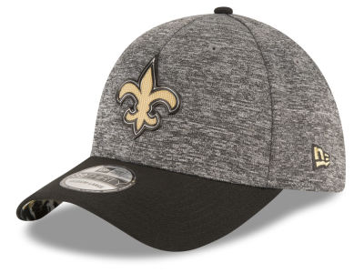 New Orleans Saints New Era 2016 NFL Draft 39THIRTY Cap