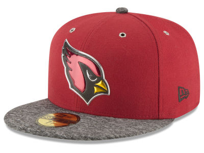 Arizona Cardinals New Era 2016 NFL Kids Draft 59FIFTY Cap