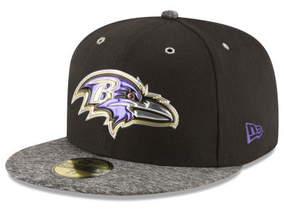 Baltimore Ravens New Era 2016 NFL Kids Draft 59FIFTY Cap
