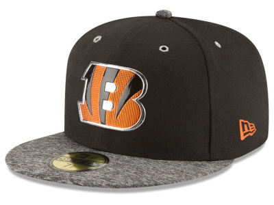 Cincinnati Bengals New Era 2016 NFL Kids Draft 59FIFTY Cap