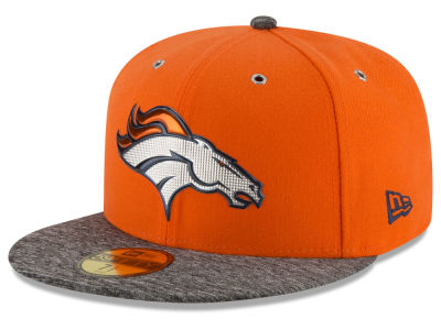 Denver Broncos New Era 2016 NFL Kids Draft 59FIFTY Cap