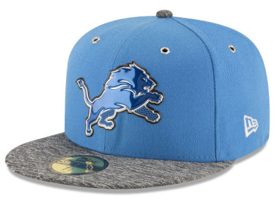 Detroit Lions New Era 2016 NFL Kids Draft 59FIFTY Cap