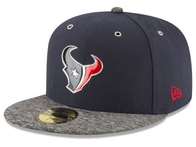 Houston Texans New Era 2016 NFL Kids Draft 59FIFTY Cap