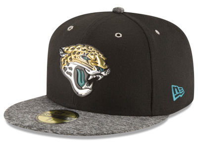 Jacksonville Jaguars New Era 2016 NFL Kids Draft 59FIFTY Cap