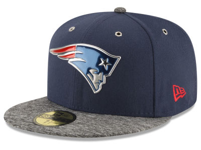 New England Patriots New Era 2016 NFL Kids Draft 59FIFTY Cap