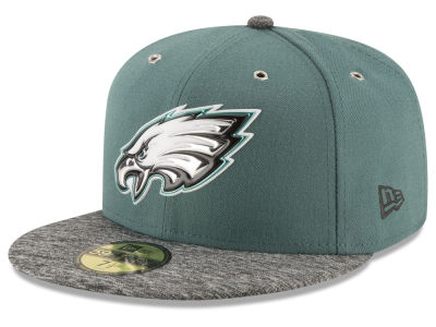 Philadelphia Eagles New Era 2016 NFL Kids Draft 59FIFTY Cap