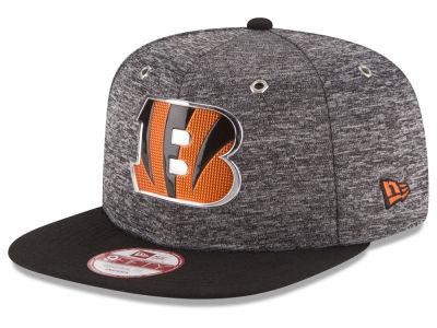 Cincinnati Bengals New Era 2016 NFL Kids Draft 9FIFTY Original Fit Snapback Cap