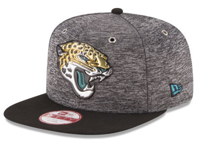 Jacksonville Jaguars New Era 2016 NFL Kids Draft 9FIFTY Original Fit Snapback Cap