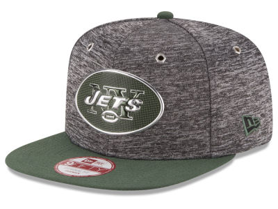 New York Jets New Era 2016 NFL Kids Draft 9FIFTY Original Fit Snapback Cap