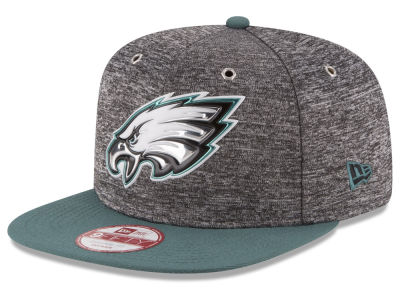 Philadelphia Eagles New Era 2016 NFL Kids Draft 9FIFTY Original Fit Snapback Cap