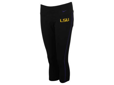LSU Tigers Nike NCAA Womens Capri