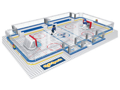 St. Louis Blues OYO OYO Full Rink Set