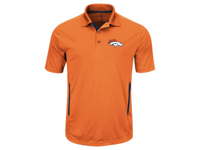 Denver Broncos NFL Men's Field Classic II Polo Shirt