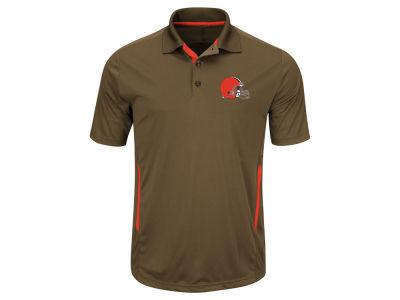 Cleveland Browns NFL Men's Field Classic II Polo Shirt