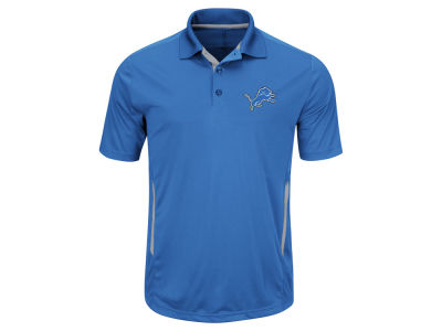 Detroit Lions NFL Men's Field Classic II Polo Shirt