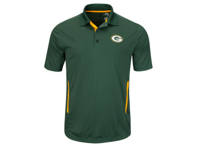 Green Bay Packers NFL Men's Field Classic II Polo Shirt