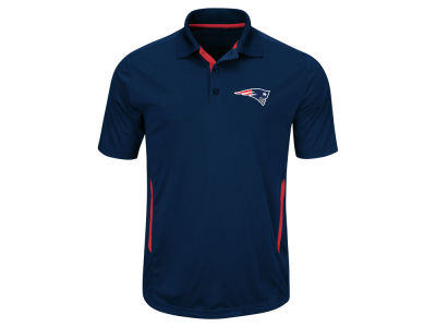 New England Patriots NFL Men's Field Classic II Polo Shirt