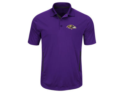Baltimore Ravens NFL Men's Field Classic II Polo Shirt