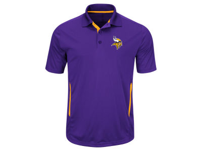 Minnesota Vikings NFL Men's Field Classic II Polo Shirt