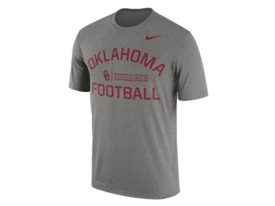 Oklahoma Sooners Nike NCAA Men's Legend Lift T-Shirt