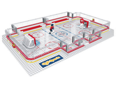 Washington Capitals OYO Full Rink Set